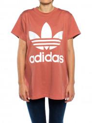 ARMEDANGELS / Big Trefoil t-shirt ash pink