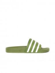 BIRKENSTOCK / Adilette sandals tec olive