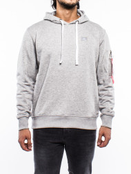 Champion / X-Fit hoody grey
