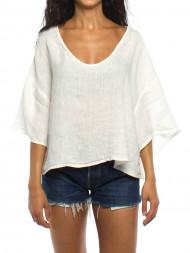 American Vintage / Fico shirt 88be blanc