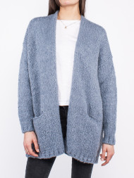 / Boo knit cardigan antartique