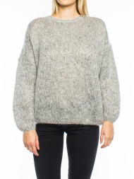 American Vintage / Owa pullover gris chine