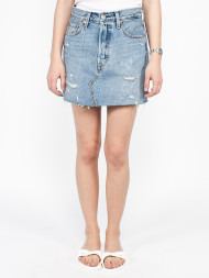 Levi's / Deconstructed skirt american wild