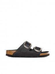 BIRKENSTOCK / Arizona sandals big buckle black