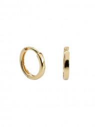 luilu / Baby hoops earrings gold