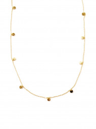 WHY7 / Bali necklace gold