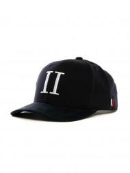 ROCKAMORA / Baseball cap suede 2 dark navy