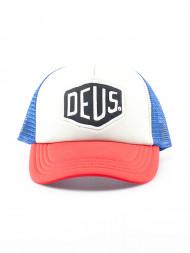 OPM / Baylands trucker cap blue red