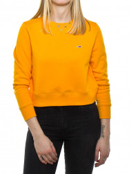 MARIE SIXTINE / Side seam sweater yellow