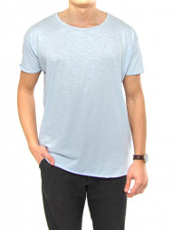 Nudie Jeans co / Roger t-shirt sky blue