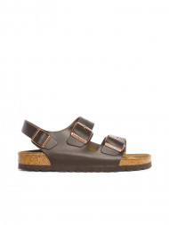 / Milano sandals dark brown