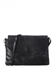 blingberlin / Holly bag black glitter