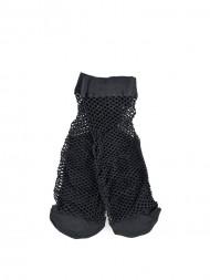 Black Colour / Wanda net socks black