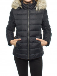 TOMMY HILFIGER / Basic down jacket black
