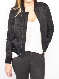 ROCKAMORA / Bomber jacket women black