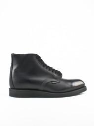 FRANK WRIGHT / Postman boots black