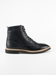 Timberland / Munros leather boots black