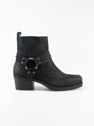 RED WING SHOES / Biker boot black
