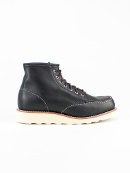 RED WING SHOES / Wmns 6 inch moc boots black