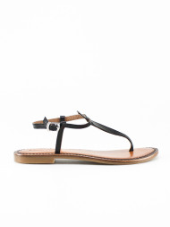 INUOVO / Leather sandals black