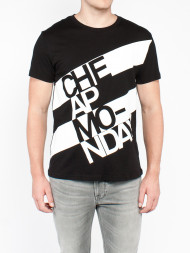 CHEAP MONDAY / Standard print shirt black
