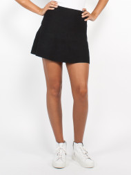 mbym / Coco knit skirt black