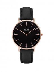 CLUSE / La bohème watch rose gold black