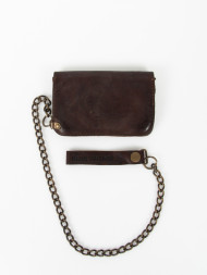 Nudie Jeans co / Wallet chain brown