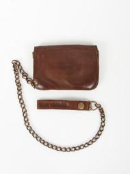 Cowboysbelt / Wallet chain cognac