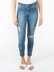 Un jean / Skinny paris jeans blue fade