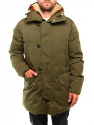 Holubar  / Boulder jacket m055 military o