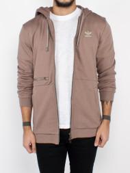 adidas / Track hoodie jacket brown