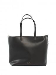 CALVIN KLEIN / Rev shopper bag black