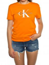 CALVIN KLEIN / Monogram logo t-shirt tiger