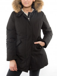 CANADIAN CLASSICS / Fundy bay parka black