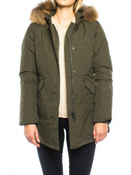 CANADIAN CLASSICS / Fundy bay parka army