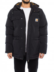 SAMSØE & SAMSØE / Alpine coat black