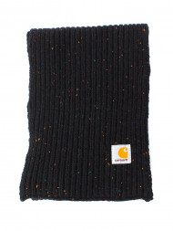 SELECTED HOMME / Anglistic plain scarf black