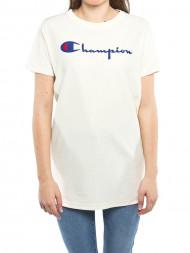 Champion / Sport longshirt creme