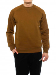 carhartt WIP / Chase sweater brown