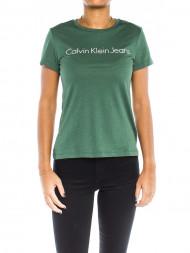 CALVIN KLEIN / Tamar t-shirt green