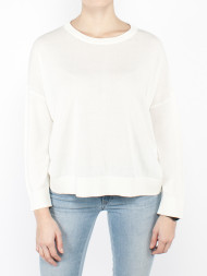 mbym / Kassy pullover clear cream