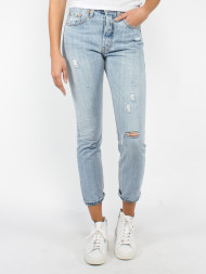 Nudie Jeans co / 501 skinny jeans clear minds