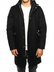 Norse Projects / Snyder coat black