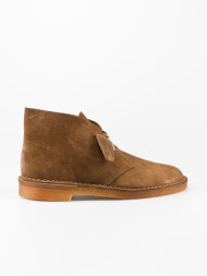 FRANK WRIGHT / Desert boots cola suede