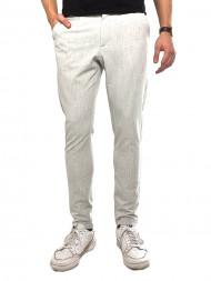 LES DEUX  / Como LIGHT suit pants snow mel