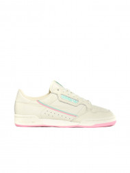 VANS / Continental 80 sneaker off white pink