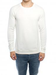 DENHAM / Raglan pullover crew creme