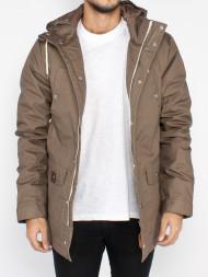 minimum / Leif jacket dark brown