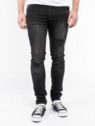 Nudie Jeans co / Sicko jeans dark trash